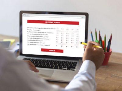 Uso de cuestionarios en entornos virtuales